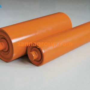 Trough roller5-conveyor idler,pulley,belt manufacturer-SANNA