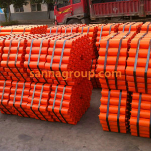 Conveyor roller group2-conveyor idler,pulley,belt manufacturer-SANNA