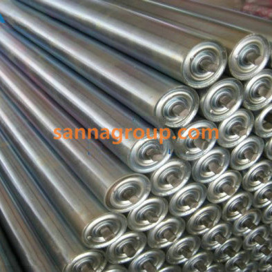 Stainless conveyor roller4-conveyor idler,pulley,belt manufacturer-SANNA