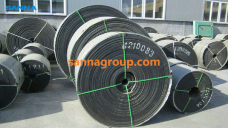 EP conveyor belt 2-conveyor idler,pulley,belt manufacturer-SANNA