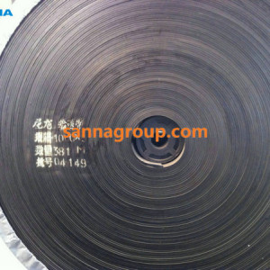 EP conveyor belt 3-conveyor idler,pulley,belt manufacturer-SANNA