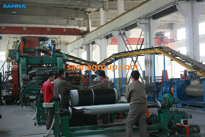 Equipment of conveyor belt10-conveyor idler,pulley,belt manufacturer-SANNA