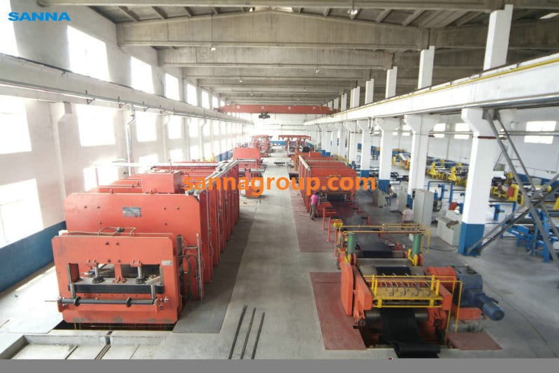Equipment of conveyor belt2-conveyor idler,pulley,belt manufacturer-SANNA