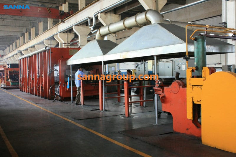 Equipment of conveyor belt3-conveyor idler,pulley,belt manufacturer-SANNA