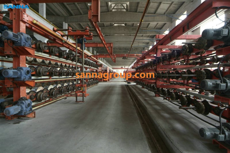 Equipment of conveyor belt8-conveyor idler,pulley,belt manufacturer-SANNA