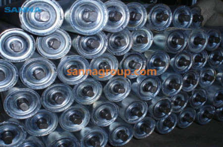 Motorized drive pulley-conveyor idler,pulley,belt manufacturer-SANNA