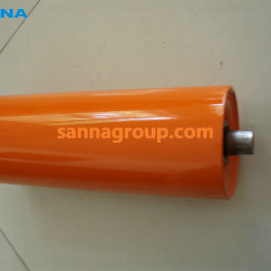 Carrying conveyor roller5-conveyor idler,pulley,belt manufacturer-SANNA