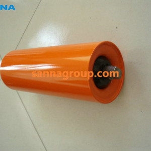 Carrying conveyor roller4-conveyor idler,pulley,belt manufacturer-SANNA