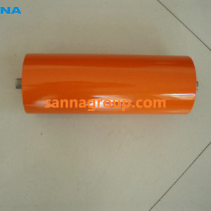 Carrying conveyor roller3-conveyor idler,pulley,belt manufacturer-SANNA