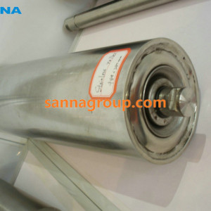 Stainless conveyor roller2-conveyor idler,pulley,belt manufacturer-SANNA