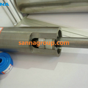 Stainless conveyor roller1-conveyor idler,pulley,belt manufacturer-SANNA