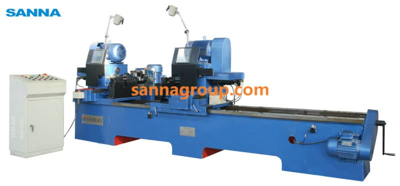 Production of special equipment1-conveyor idler,pulley,belt manufacturer-SANNA