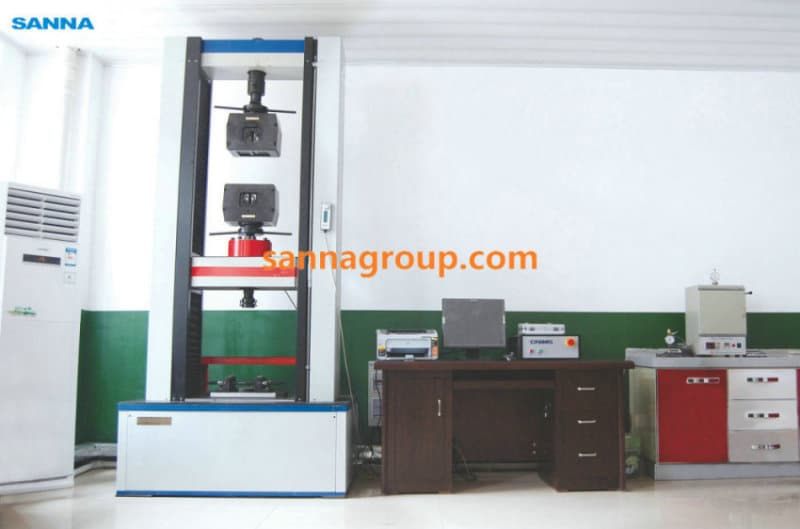 performance inspection equipment11-conveyor idler,pulley,belt manufacturer-SANNA