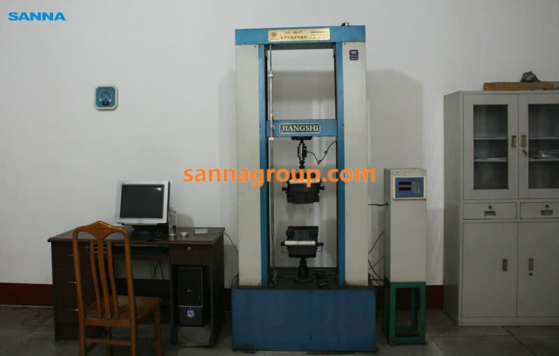 performance inspection equipment3-conveyor idler,pulley,belt manufacturer-SANNA