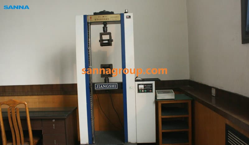 performance inspection equipment4-conveyor idler,pulley,belt manufacturer-SANNA