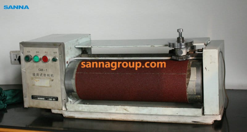 performance inspection equipment5-conveyor idler,pulley,belt manufacturer-SANNA