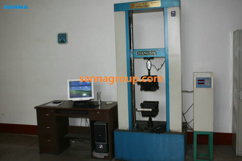 performance inspection equipment8-conveyor idler,pulley,belt manufacturer-SANNA