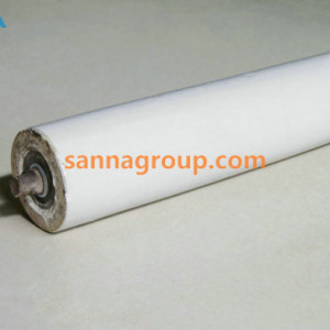 ceramic conveyor roller2-conveyor idler,pulley,belt manufacturer-SANNA