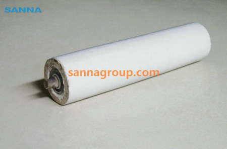 ceramic conveyor roller3-conveyor idler,pulley,belt manufacturer-SANNA