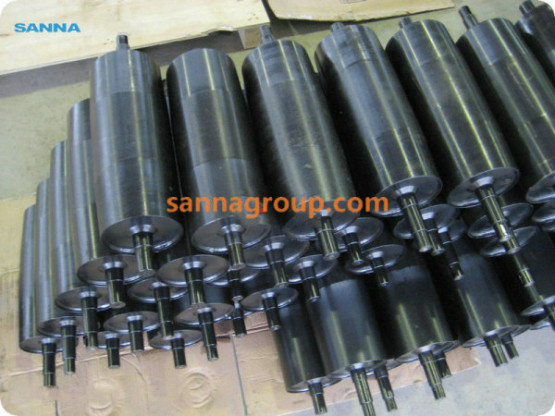 conveyor roller conveyor pulley