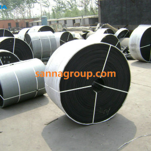 endless conveyor belt4-conveyor idler,pulley,belt manufacturer-SANNA