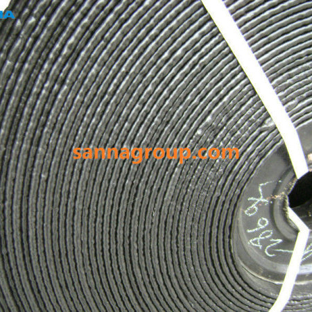 extra-heat resistant conveyor belt3-conveyor idler,pulley,belt manufacturer-SANNA