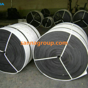 extra-heat resistant conveyor belt5-conveyor idler,pulley,belt manufacturer-SANNA