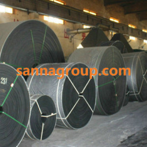 flame resistant conveyor belt2-conveyor idler,pulley,belt manufacturer-SANNA