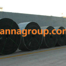 flame resistant conveyor belt3-conveyor idler,pulley,belt manufacturer-SANNA