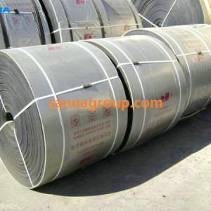 heat resistant conveyor belt2-conveyor idler,pulley,belt manufacturer-SANNA
