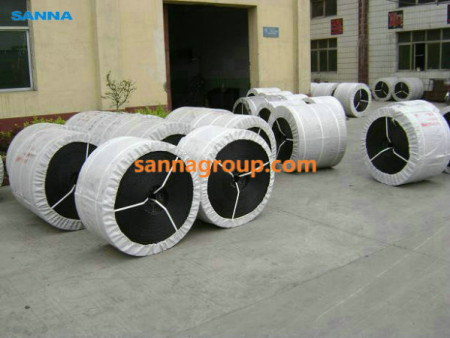 heat resistant conveyor belt5-conveyor idler,pulley,belt manufacturer-SANNA