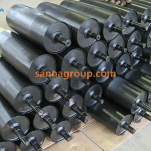 non-power conveyor pulley