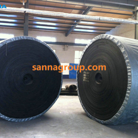 nylon ply conveyor belt3-conveyor idler,pulley,belt manufacturer-SANNA