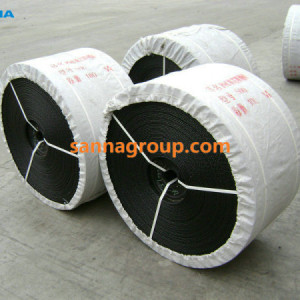 nylon ply conveyor belt5-conveyor idler,pulley,belt manufacturer-SANNA