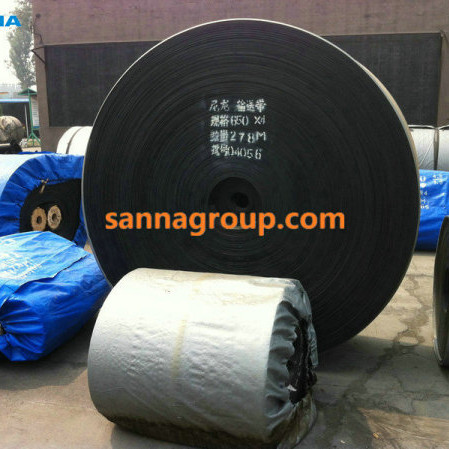 rubber conveyor belt2-conveyor idler,pulley,belt manufacturer-SANNA