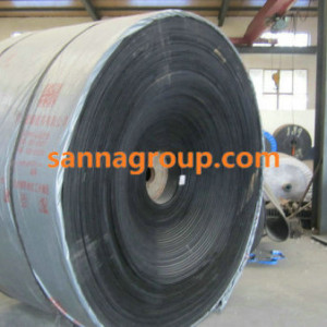 rubber conveyor belt5-conveyor idler,pulley,belt manufacturer-SANNA