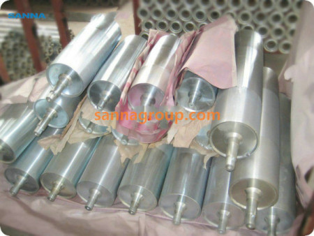 stainless conveyor pulley